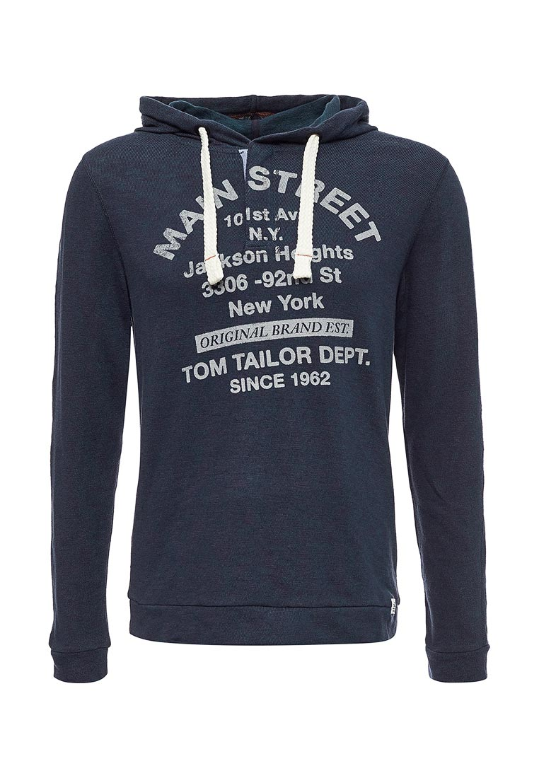 Мужские худи Tom Tailor (Том Тейлор) 2531496.00.10