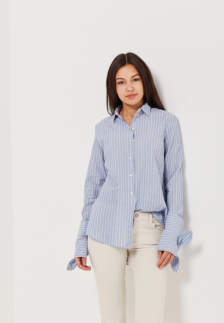 Женские рубашки с длинным рукавом Tom Tailor (Том Тейлор) 2055237.00.70