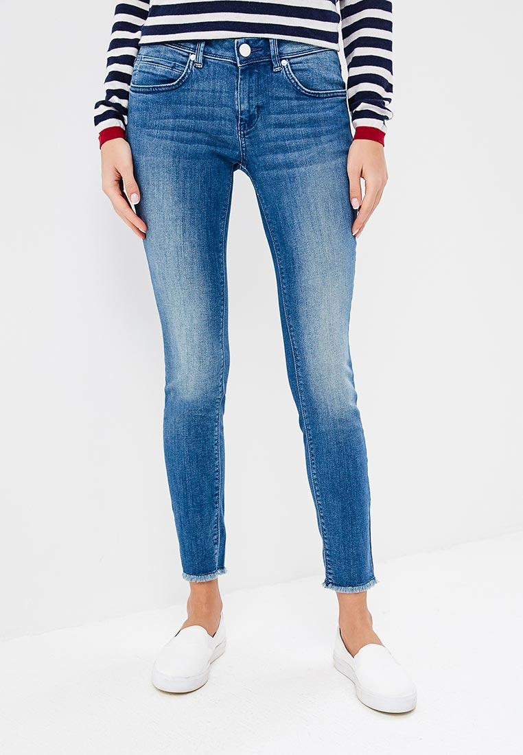 Зауженные джинсы Tom Tailor (Том Тейлор) 6255238.00.70