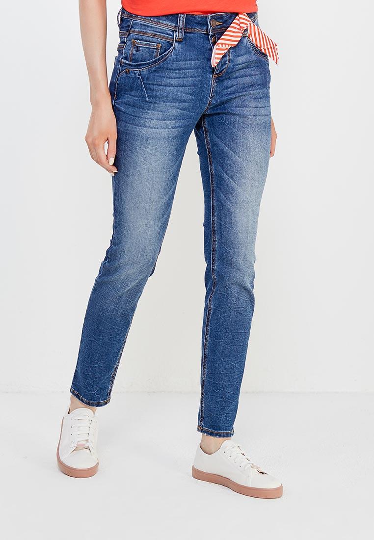 Зауженные джинсы Tom Tailor (Том Тейлор) 6255204.00.70