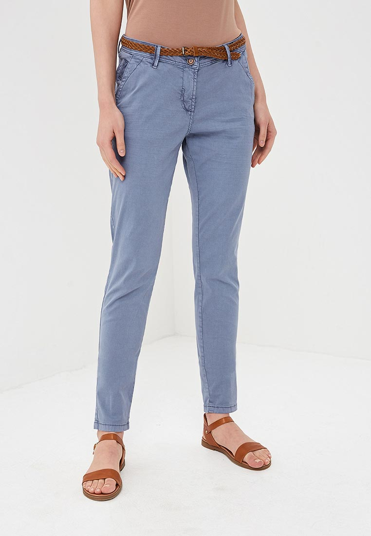 Женские зауженные брюки Tom Tailor (Том Тейлор) 6455134.62.70