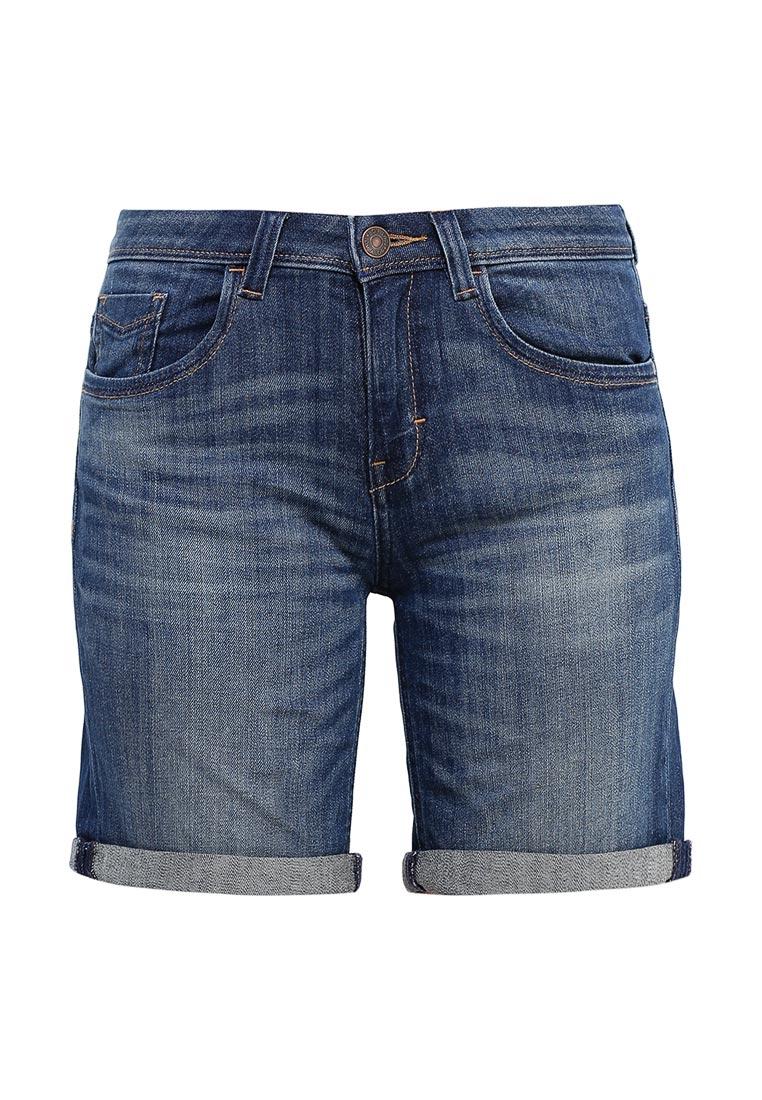 Женские джинсовые шорты Tom Tailor (Том Тейлор) 6205563.99.70