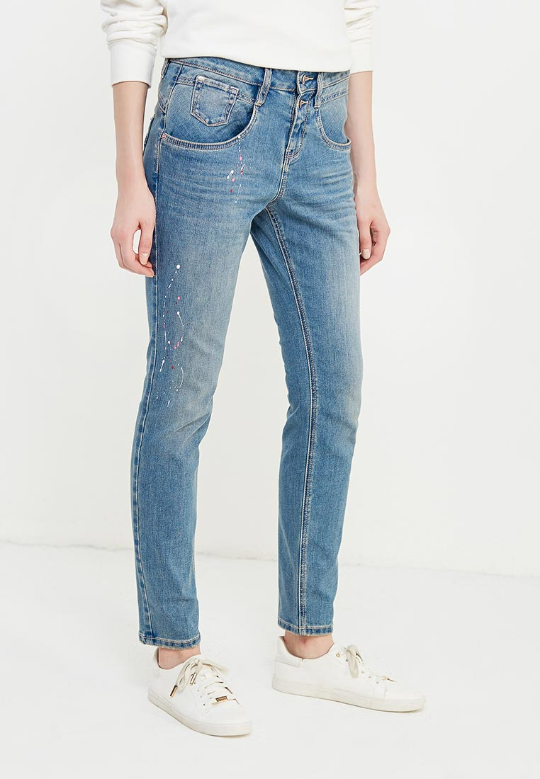 Зауженные джинсы Tom Tailor (Том Тейлор) 6205638.00.70