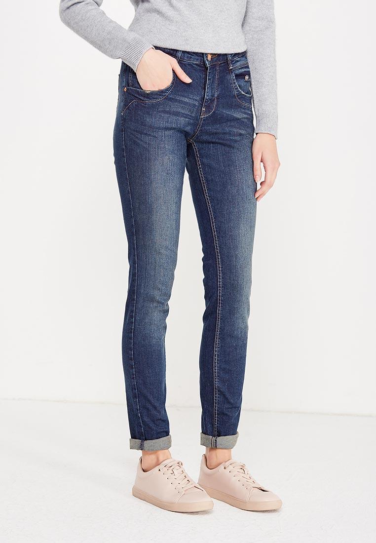 Зауженные джинсы Tom Tailor (Том Тейлор) 6205976.00.70
