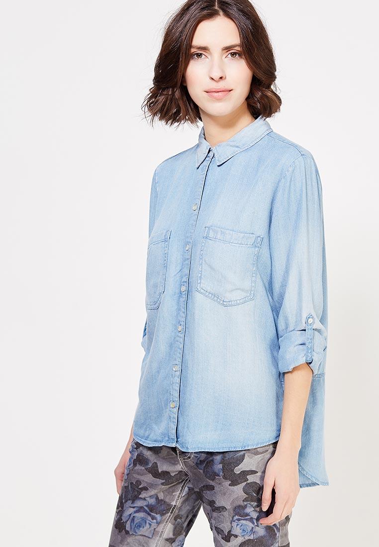 Женские джинсовые рубашки Tom Tailor (Том Тейлор) 2033449.00.70