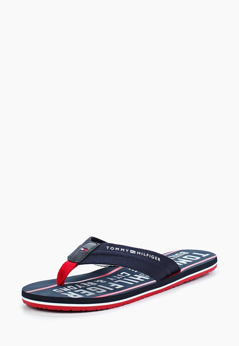 Мужские сандалии Tommy Hilfiger (Томми Хилфигер) FM0FM01371