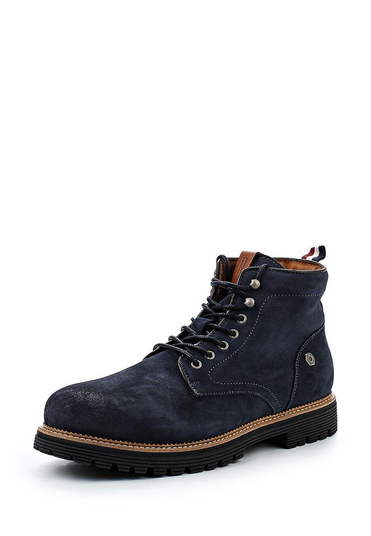 Мужские ботинки Tommy Hilfiger (Томми Хилфигер) FM0FM00891