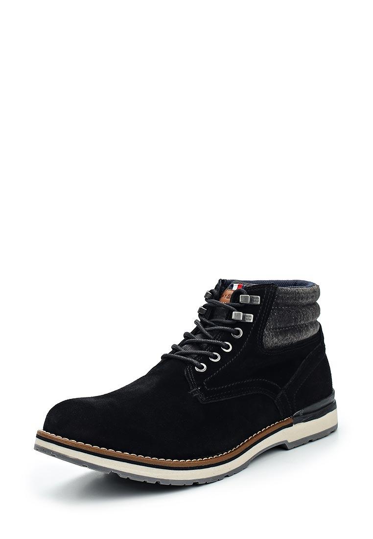 Мужские ботинки Tommy Hilfiger (Томми Хилфигер) FM0FM00741: изображение 1