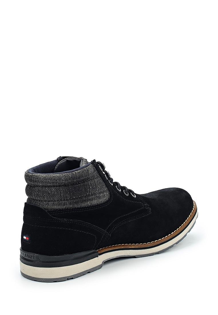 Мужские ботинки Tommy Hilfiger (Томми Хилфигер) FM0FM00741: изображение 2