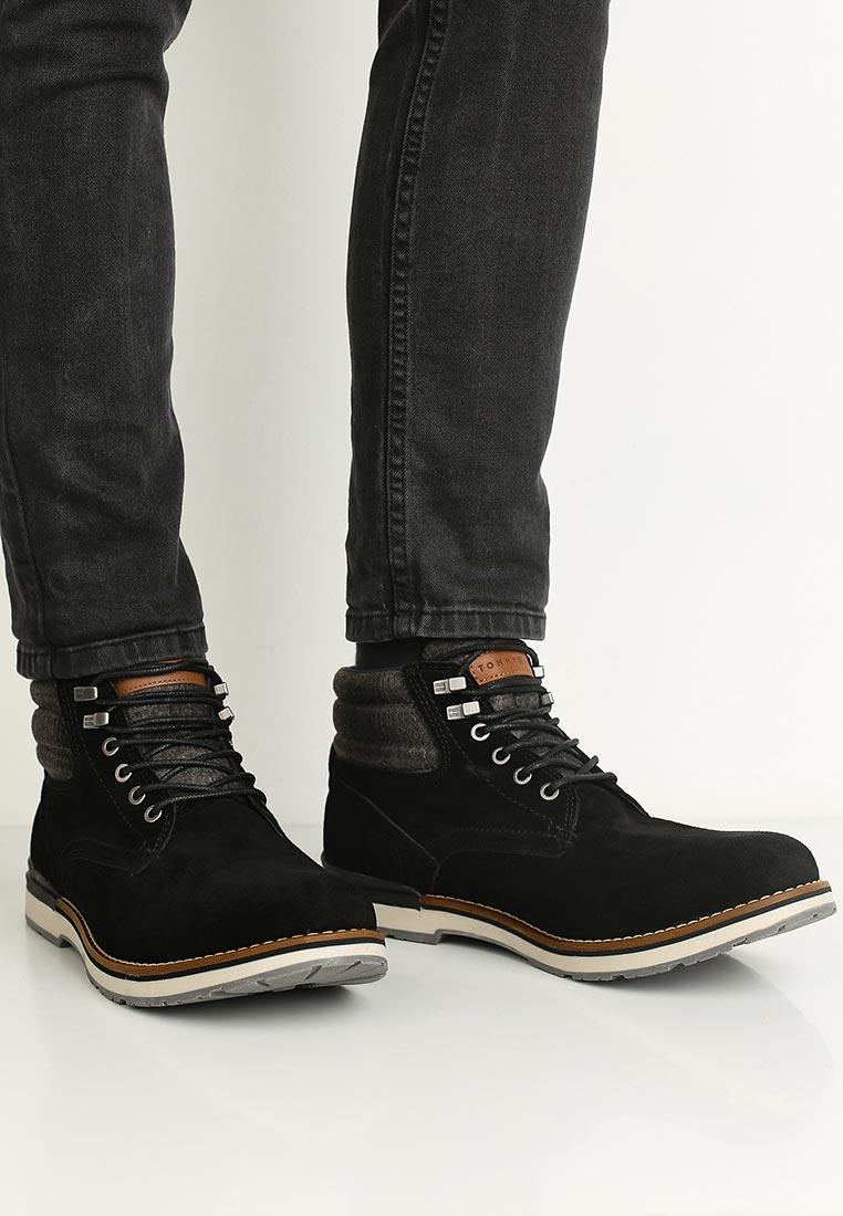 Мужские ботинки Tommy Hilfiger (Томми Хилфигер) FM0FM00741: изображение 5