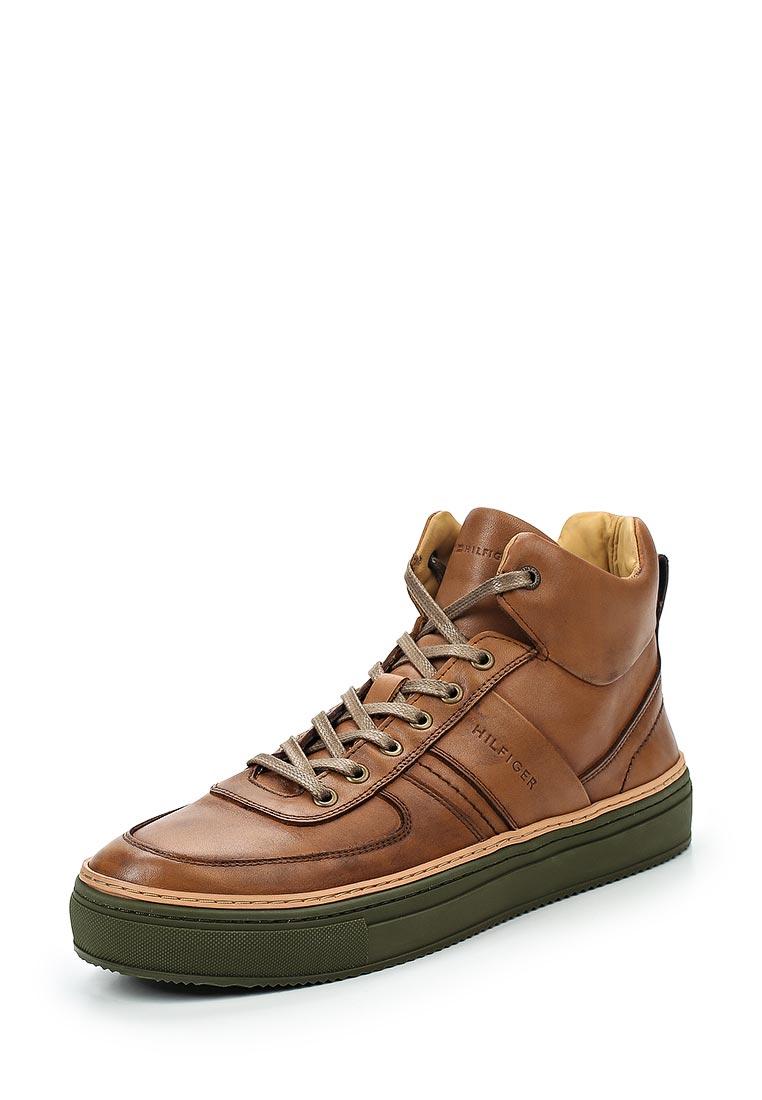 Мужские ботинки Tommy Hilfiger (Томми Хилфигер) FM0FM00836