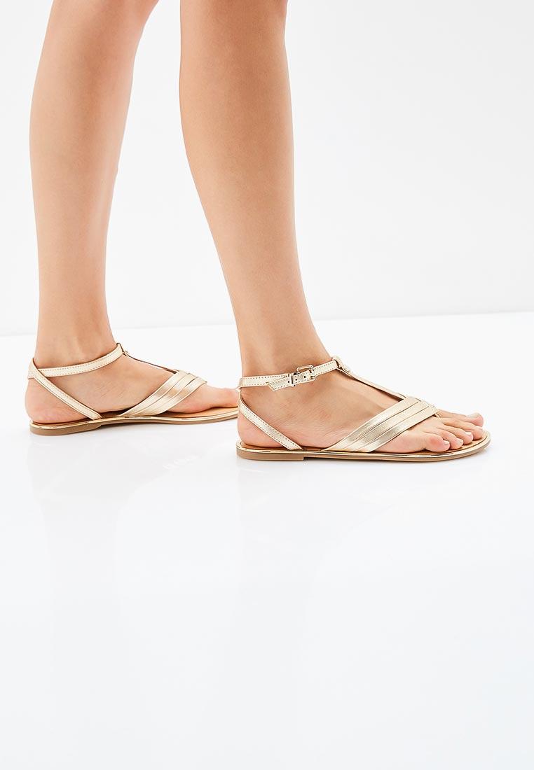 Женские сандалии Tommy Hilfiger (Томми Хилфигер) FW0FW02775: изображение 1