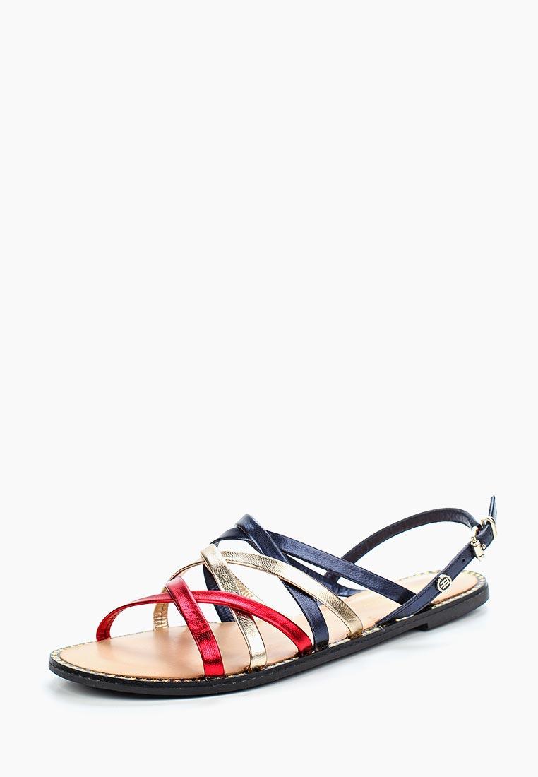 Женские сандалии Tommy Hilfiger (Томми Хилфигер) FW0FW02776