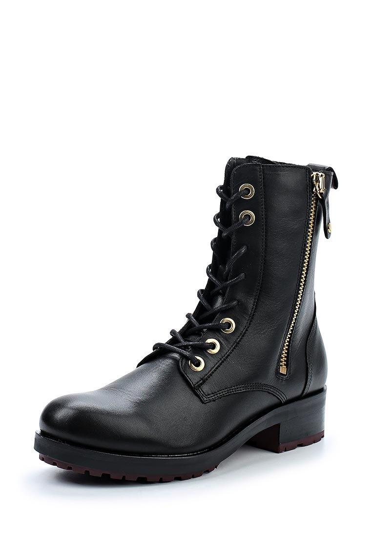 Женские ботинки Tommy Hilfiger (Томми Хилфигер) FW0FW01547