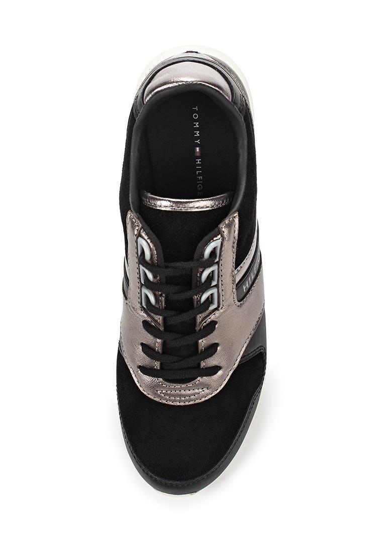Женские кроссовки Tommy Hilfiger (Томми Хилфигер) FW0FW01634: изображение 4