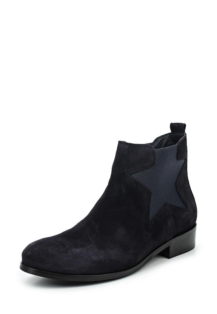 Женские ботинки Tommy Hilfiger (Томми Хилфигер) FW0FW01644