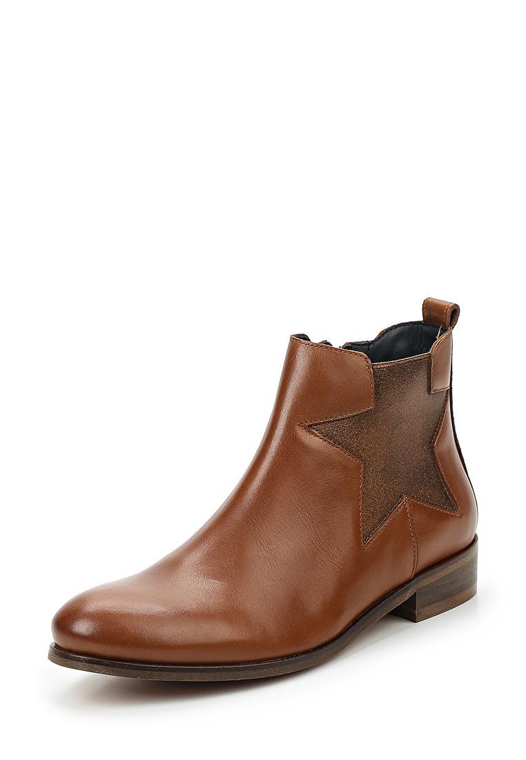 Женские ботинки Tommy Hilfiger (Томми Хилфигер) FW0FW01643