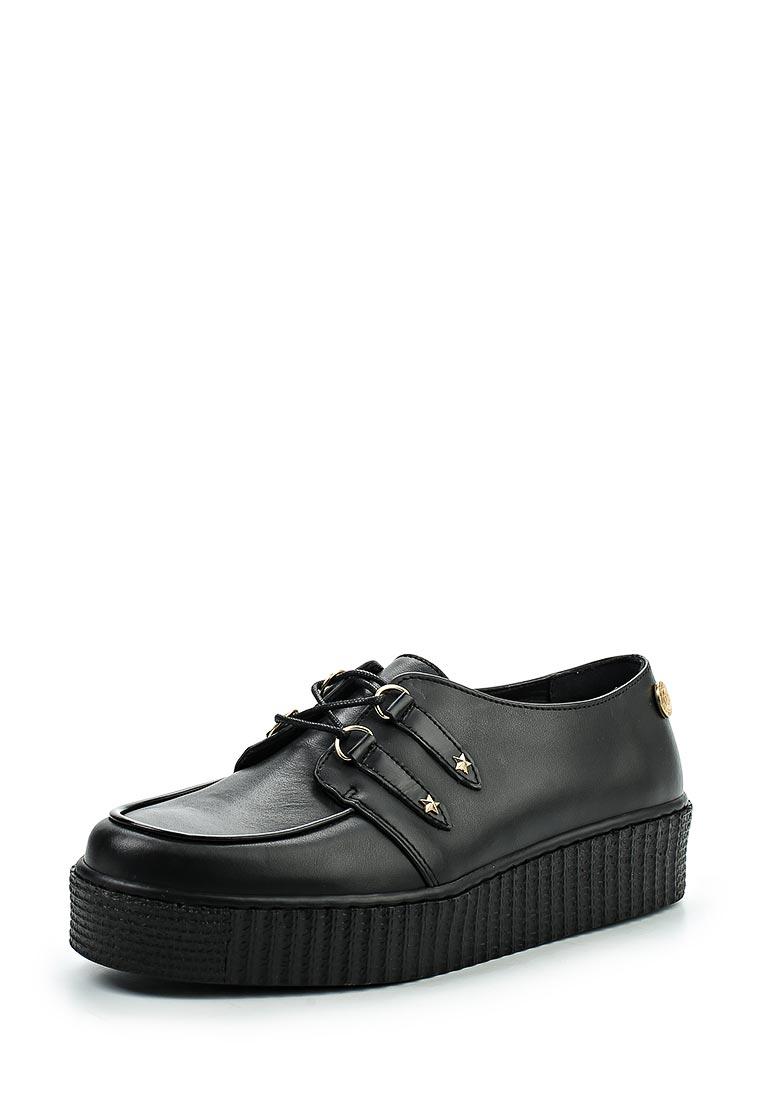 Женские ботинки Tommy Hilfiger (Томми Хилфигер) FW0FW02200