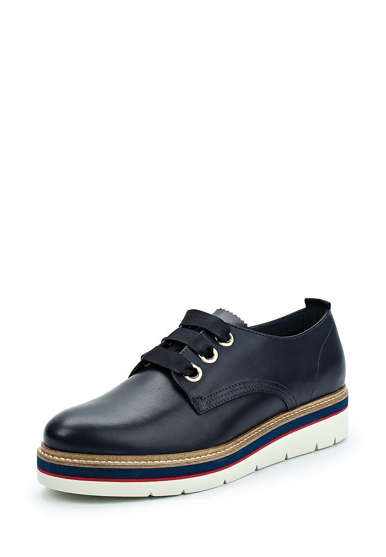 Женские ботинки Tommy Hilfiger (Томми Хилфигер) FW0FW02622
