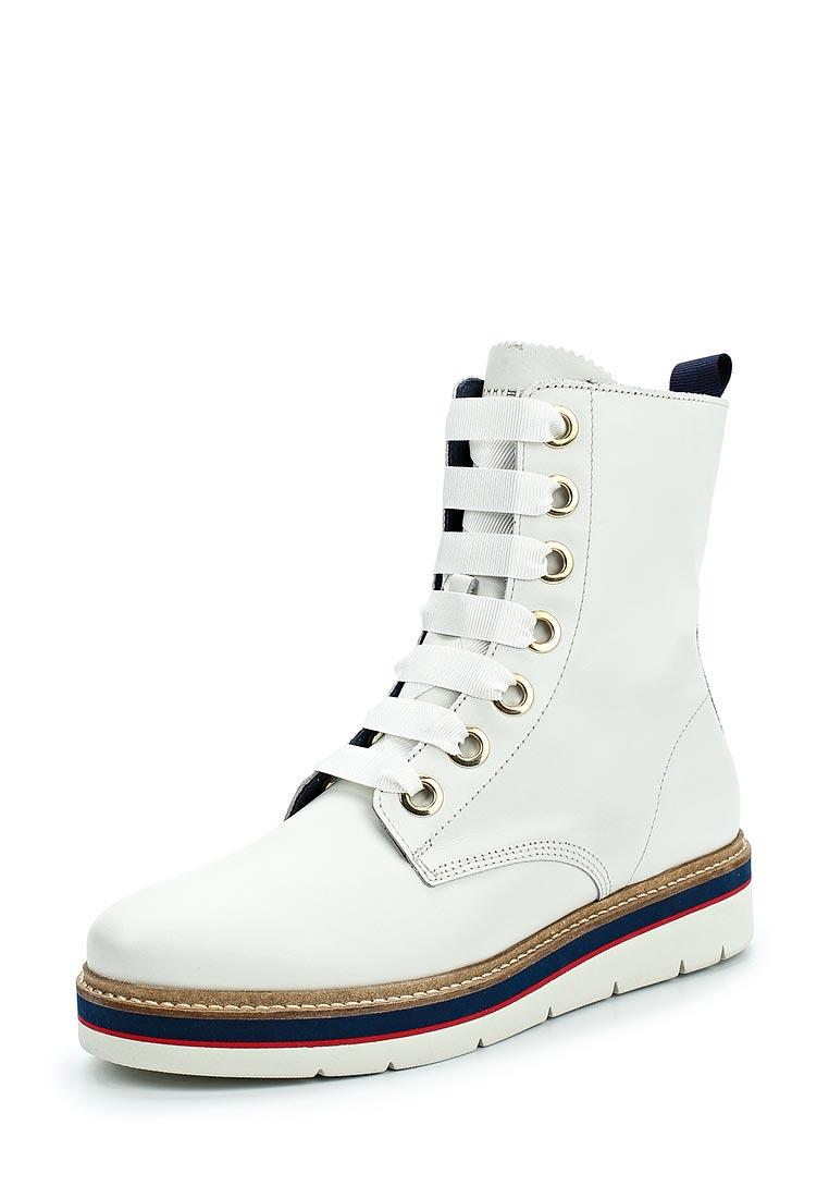 Женские ботинки Tommy Hilfiger (Томми Хилфигер) FW0FW02623