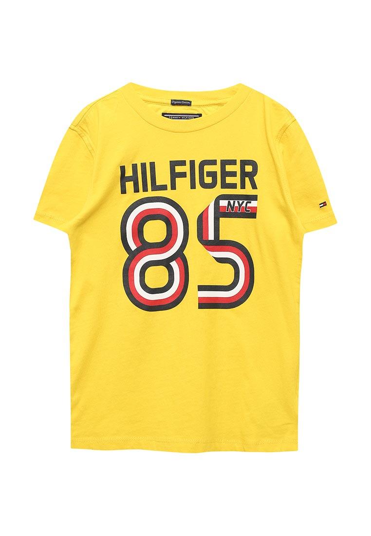 Футболка с коротким рукавом Tommy Hilfiger (Томми Хилфигер) KB0KB03910