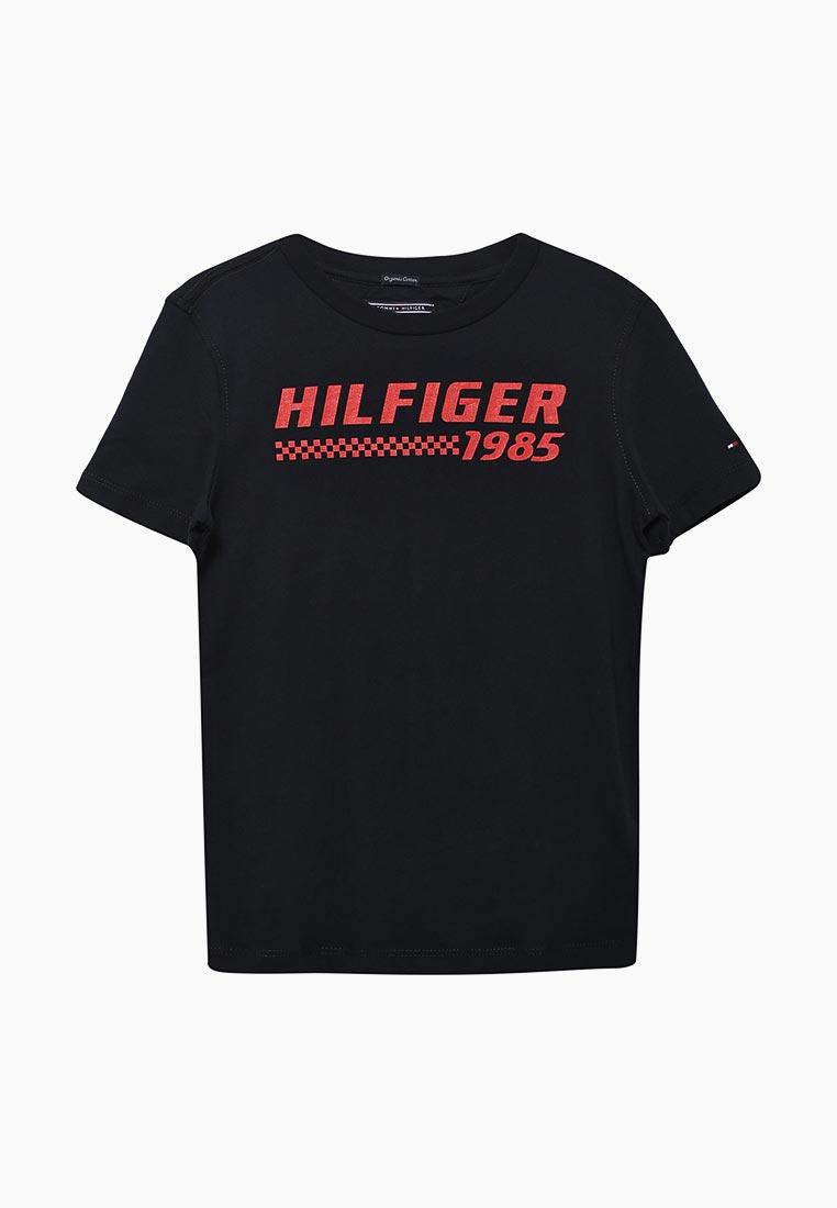 Футболка с коротким рукавом Tommy Hilfiger (Томми Хилфигер) KB0KB03911