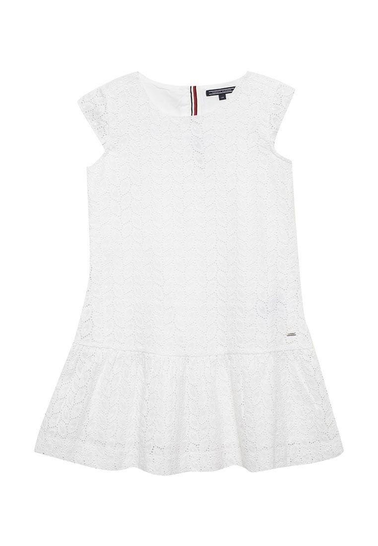 Повседневное платье Tommy Hilfiger (Томми Хилфигер) KG0KG03196