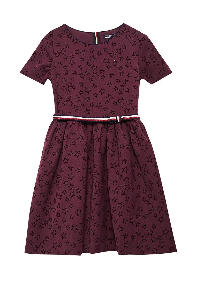 Повседневное платье Tommy Hilfiger (Томми Хилфигер) KG0KG03199