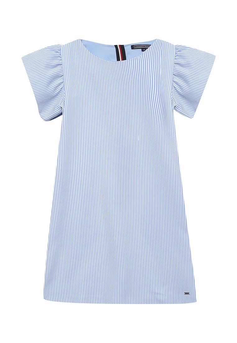 Повседневное платье Tommy Hilfiger (Томми Хилфигер) KG0KG03308