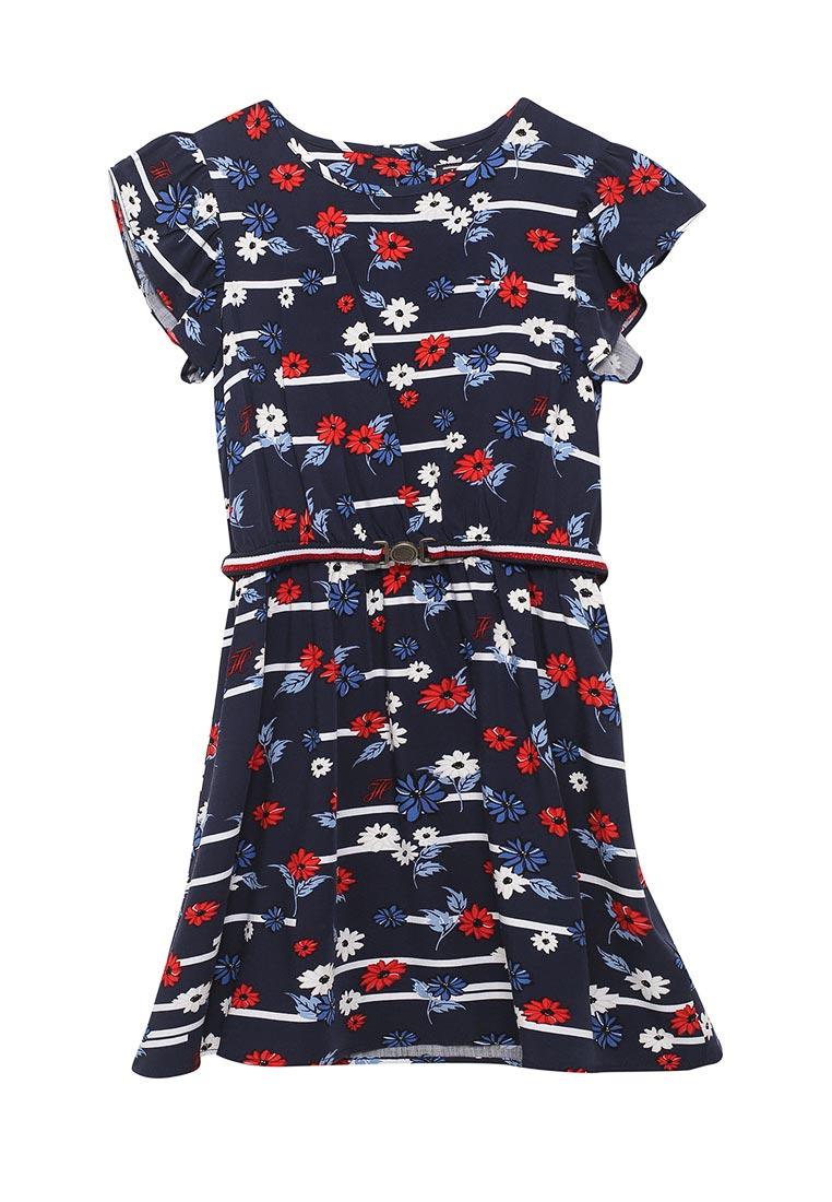 Повседневное платье Tommy Hilfiger (Томми Хилфигер) KG0KG03475