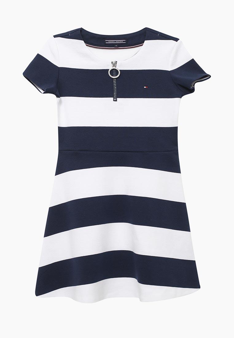 Повседневное платье Tommy Hilfiger (Томми Хилфигер) KG0KG03513