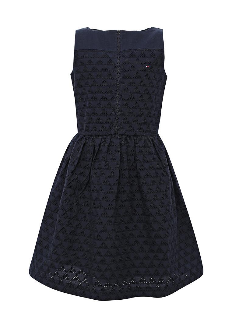Повседневное платье Tommy Hilfiger (Томми Хилфигер) KG0KG02426