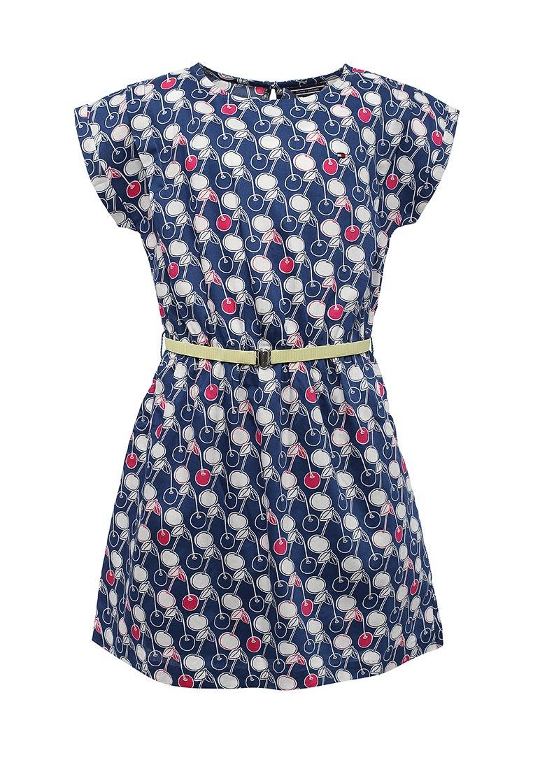 Повседневное платье Tommy Hilfiger (Томми Хилфигер) KG0KG02259