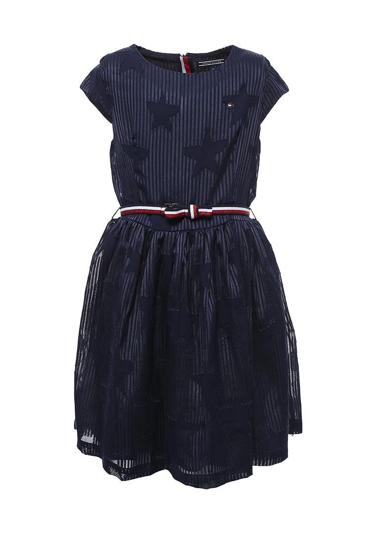 Повседневное платье Tommy Hilfiger (Томми Хилфигер) KG0KG02964