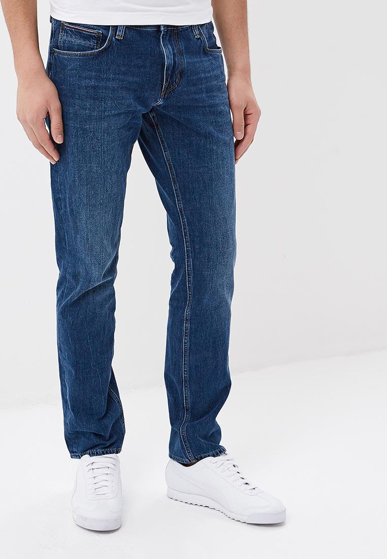Мужские прямые джинсы Tommy Hilfiger (Томми Хилфигер) MW0MW05359