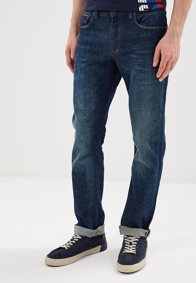Мужские прямые джинсы Tommy Hilfiger (Томми Хилфигер) MW0MW06369