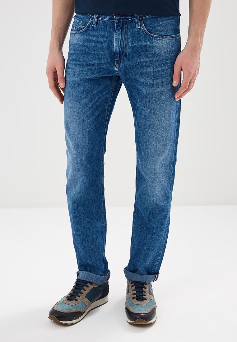 Мужские прямые джинсы Tommy Hilfiger (Томми Хилфигер) MW0MW06570