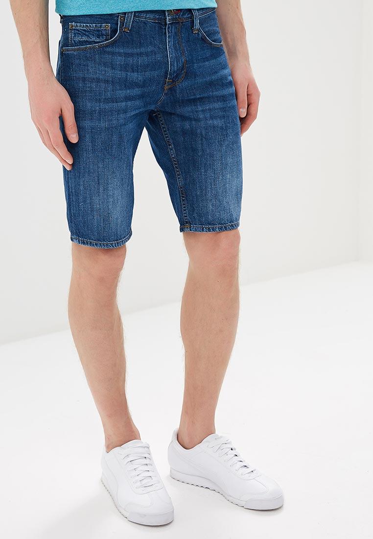 Мужские джинсовые шорты Tommy Hilfiger (Томми Хилфигер) MW0MW07240