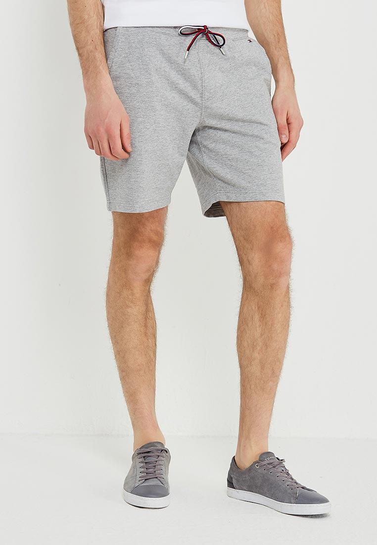 Мужские спортивные шорты Tommy Hilfiger (Томми Хилфигер) MW0MW05168