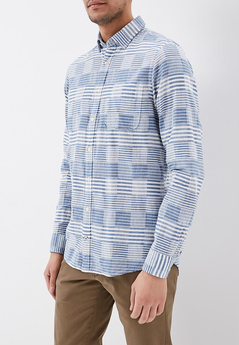 Рубашка с длинным рукавом Tommy Hilfiger (Томми Хилфигер) MW0MW06031