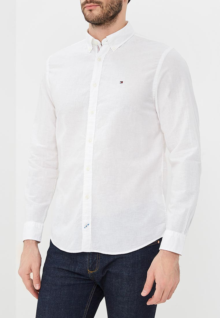 Рубашка с длинным рукавом Tommy Hilfiger (Томми Хилфигер) MW0MW06053