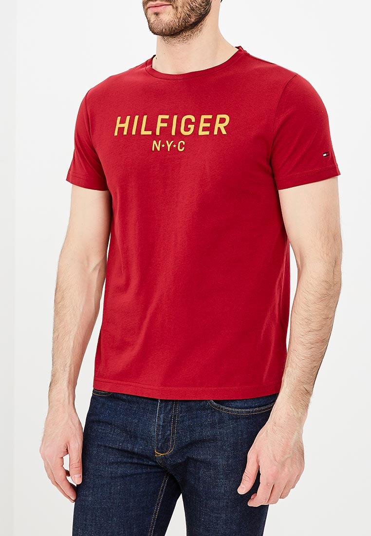 Футболка с коротким рукавом Tommy Hilfiger (Томми Хилфигер) MW0MW05226