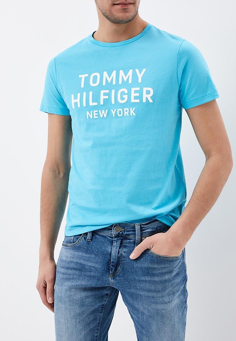 Футболка с коротким рукавом Tommy Hilfiger (Томми Хилфигер) MW0MW05231