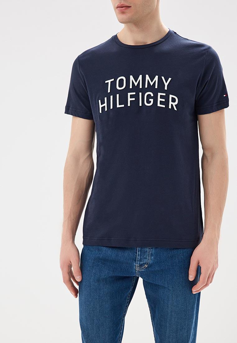 Футболка с коротким рукавом Tommy Hilfiger (Томми Хилфигер) MW0MW05237