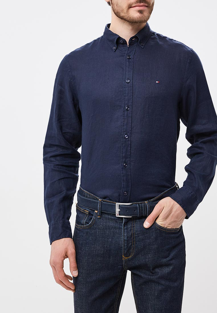 Рубашка с длинным рукавом Tommy Hilfiger (Томми Хилфигер) MW0MW07683