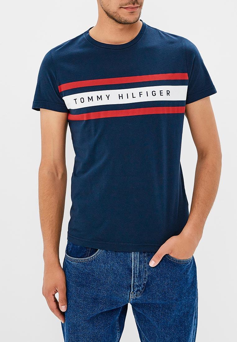 Футболка с коротким рукавом Tommy Hilfiger (Томми Хилфигер) MW0MW07118