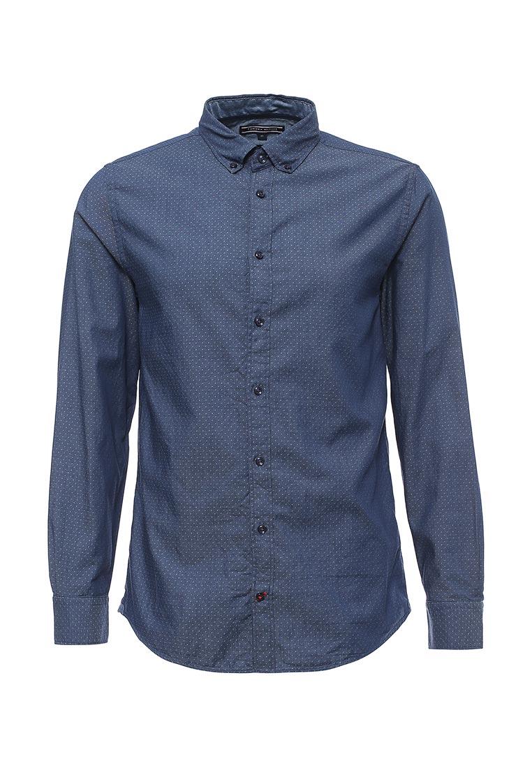 Рубашка с длинным рукавом Tommy Hilfiger (Томми Хилфигер) MW0MW00166