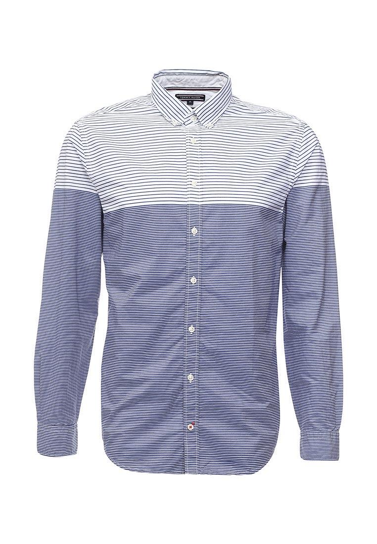 Рубашка с длинным рукавом Tommy Hilfiger (Томми Хилфигер) MW0MW01147