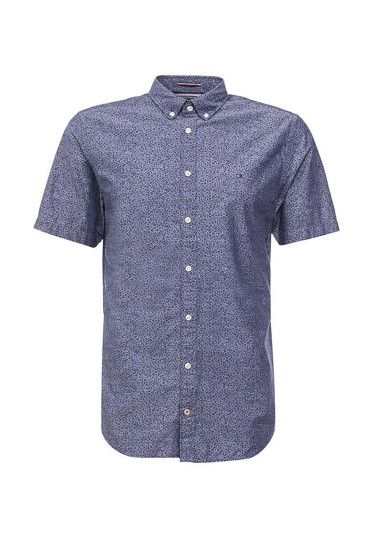 Рубашка с коротким рукавом Tommy Hilfiger (Томми Хилфигер) MW0MW02404