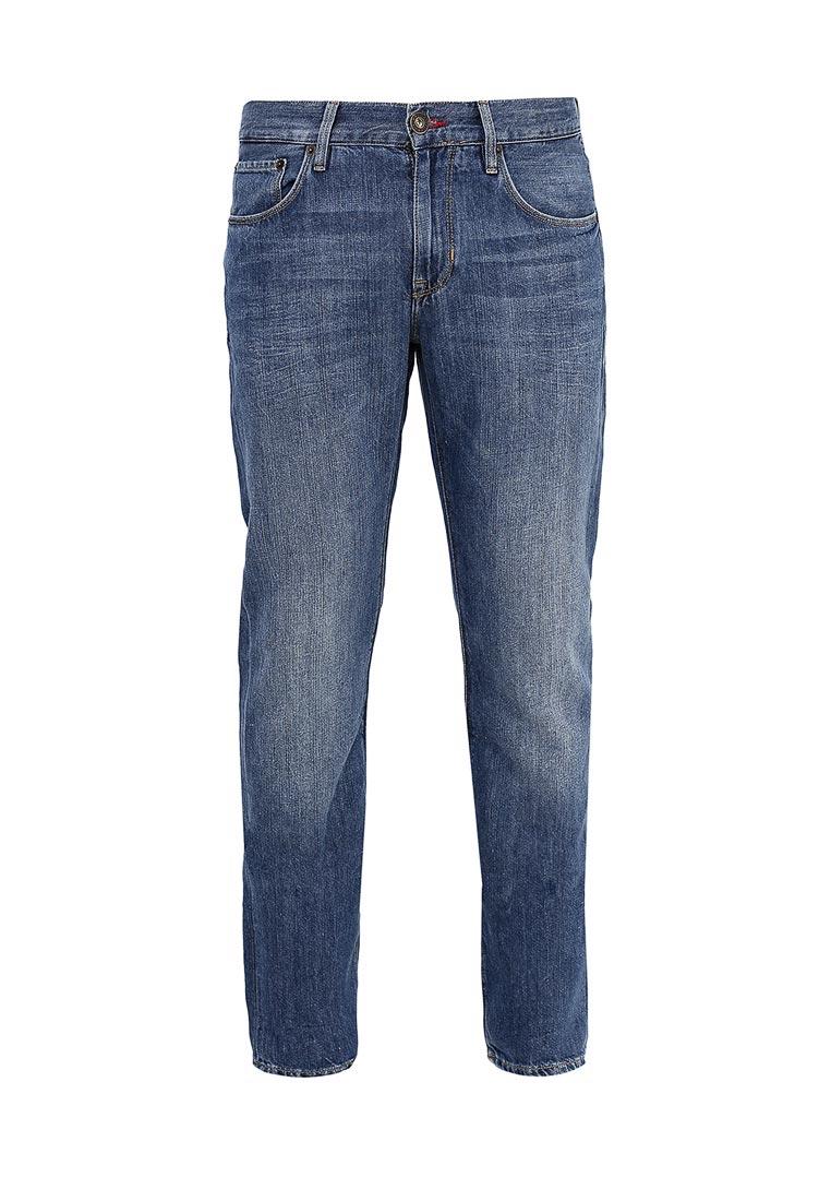 Мужские прямые джинсы Tommy Hilfiger (Томми Хилфигер) MW0MW01196